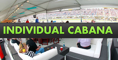 Ford 400 Individual Cabana Tickets